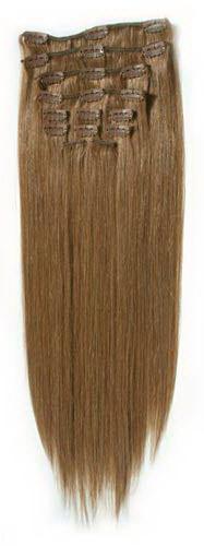 Накладные пряди для русых волос